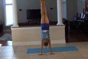How to do handstands tutorial