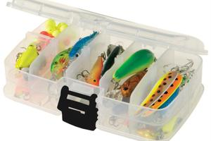 Plastic Tackle Box Instructions