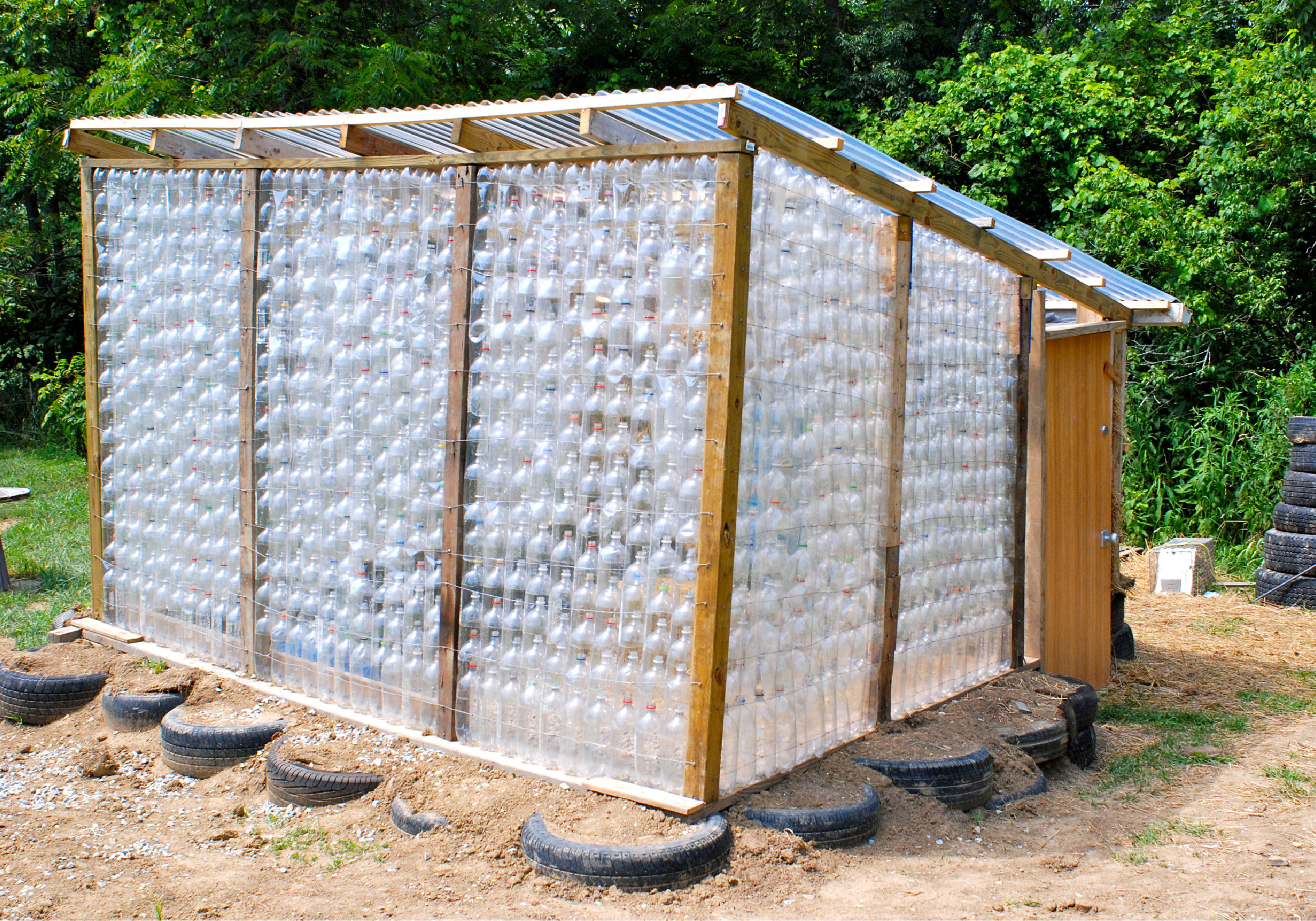 Build A Greenhouse   DIY