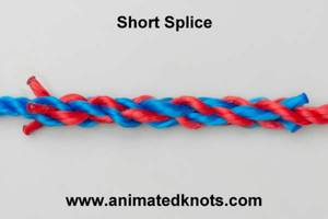 The Short Splice (A Quick Tutorial)