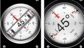 Clinometer App