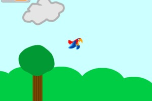 Make a Flying Character Game