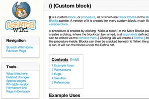 () (Custom block)