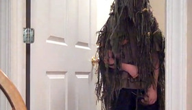 How to Make a Simple Ghillie Suit