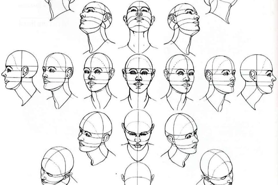 Draw a face diy