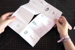 Bird Guide Folding Instructions