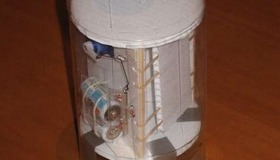 Parachute Deployment Mechanism