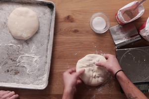 How to Make Pizza Dough at Home