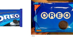 Oreo and Ritz get a rebranding