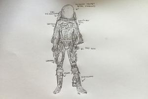 FB Spacesuit.