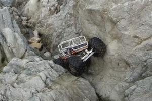 Home made rc rock crawler