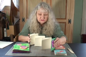 How to Make A Simple Accordion Book