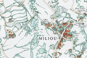 Map of Miliou