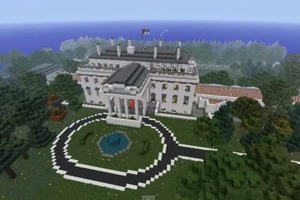 The White House - FULL SCALE