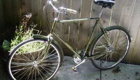 1969 Raleigh Bicycle Restoration