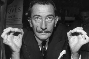 Getting Surreal With Salvador Dali