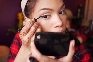Rockabilly Makeup Tutorial