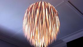 Scrap Hacked Lamp