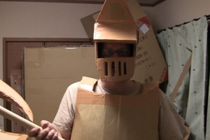 How To Make a Cardboard Costume