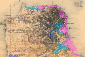 San Francisco's Lost Creeks