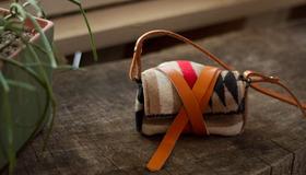 Wool Camera Bag