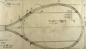 First Drawings of Great Inventions