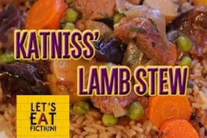 Katniss' Lamb Stew (The Hunger Games)