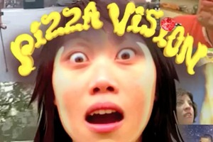 Pizza Vision: A Slice of the Internet