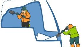 Dig a Snow Cave