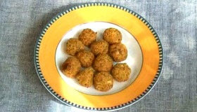 Middle Eastern Falafel