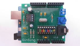 Babblebot Shield