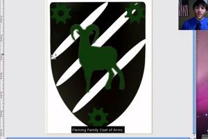 GIMP Tutorial: Coat of Arms