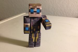 Minecraft Skin Papercraft