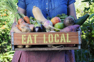 Michael Pollan: Why Eat Local?