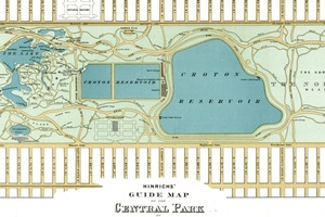 Central Park in 1875