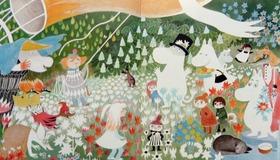Tove Jansson's Moomin Trolls