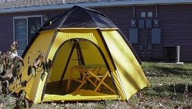 Observatory Tent