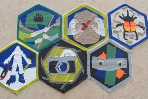 Duct Tape Skill Patches