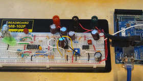 Build a Seismic Activity Monitor