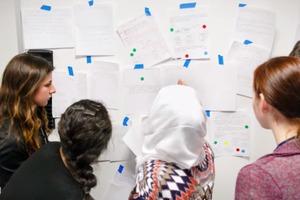 2013 Hackathon: Student Innovators Design Mobile App