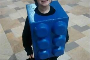 LEGO® Costume: Halloween 2016
