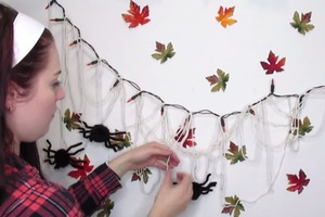 DIY Halloween Decorations | STYLOWEEN