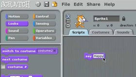 How To Remix a Program in Scratch