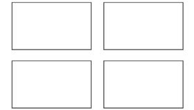 Printable Storyboard Page