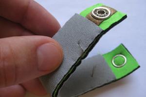 Neoprene Bend Sensor