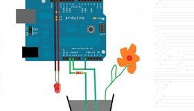 Simple Soil Moisture Sensor using Arduino