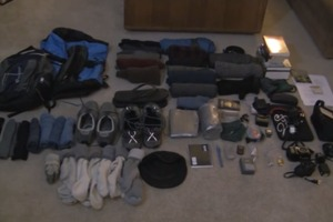 Packing List for Argentina