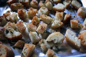 Delicious Croutons