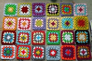 Crochet a Granny Square