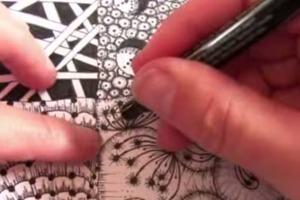 Zendoodle Pattern Sampler